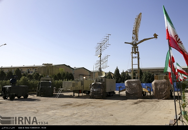 Defense Industry of Iran unveils new radar systems for military and civilian airports 640 001