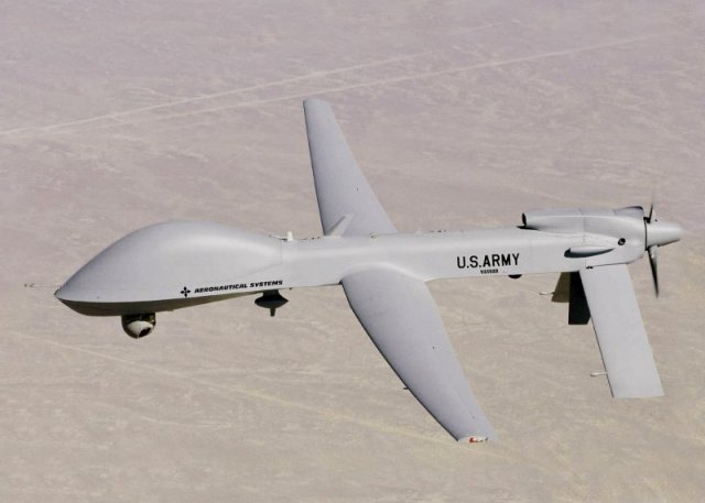 General Atomics Aeronautical Systems Predator B demonstrates threat radar detection 640 001