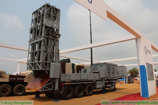 Israel will provide MRSAM Medium Range Surface to Air Missile to Indian Army 640 001