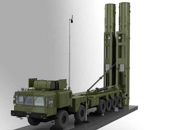 New Russian S 500 Prometheus air defense missile system will enter soon in service 640 001