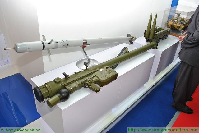 Russia has completed delivery of Igla S SA 24 MANPADS to Brazil 640 001