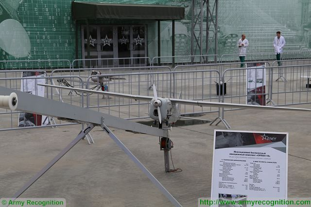 Russia promotes Orlan 10E UAV Unmanned Aerial Vehicle to foreign military market 640 001
