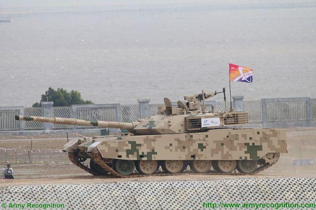 Thailand approves the purchase of 10 additional Chinese made VT4 main battle tanks 640 001