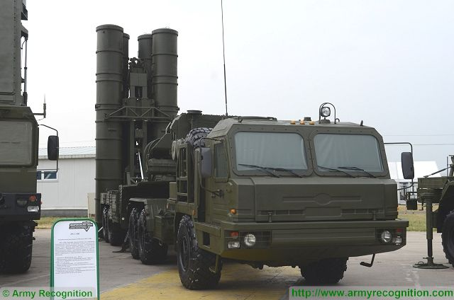Turkey in final stage to select Russian S 400 as new air defense missile system for its armed forces 640 001