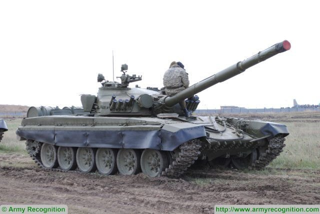 US company Kratos converts Russian T 72 tanks to unmanned vehicles for training purposes 640 001