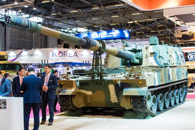 Kongsberg to deliver its ICS digitization solution for the Finland new K9 artillery