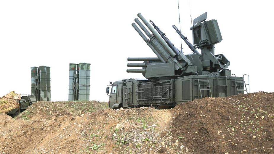 According to the Russian new agency TASS, A unified air defense system has been set up in Syria thanks to efforts of Russian and Syrian military experts, Chief of Staff and Deputy Commander of the Russian Aerospace Forces Major-General Sergey Meshcheryakov told a round table dedicated to the Syrian experience at the Army-2017 International Military-Technical Forum.