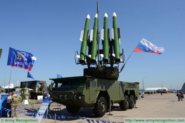 According to Defenceweb website, the Algerian military has acquired Buk-M2E surface-to-air missile systems, which were seen during a recent exercise.