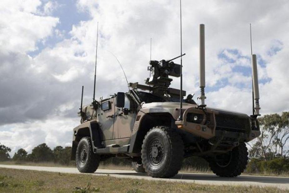 A C4I integral Computing System for the Australian Army's Hawkei vehicle has been tested by the government's Capability Acquisition and Sustainment Group, the Australian Ministry of Defense announced on Monday.