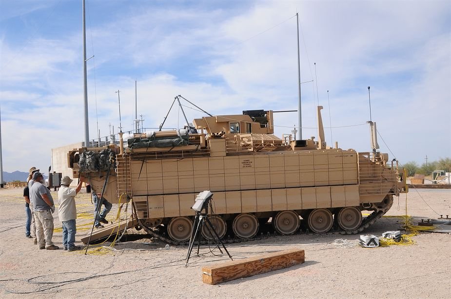 AMPV Armored Multi Purpose Vehicle undergoes extensive tests by US Army 925 001