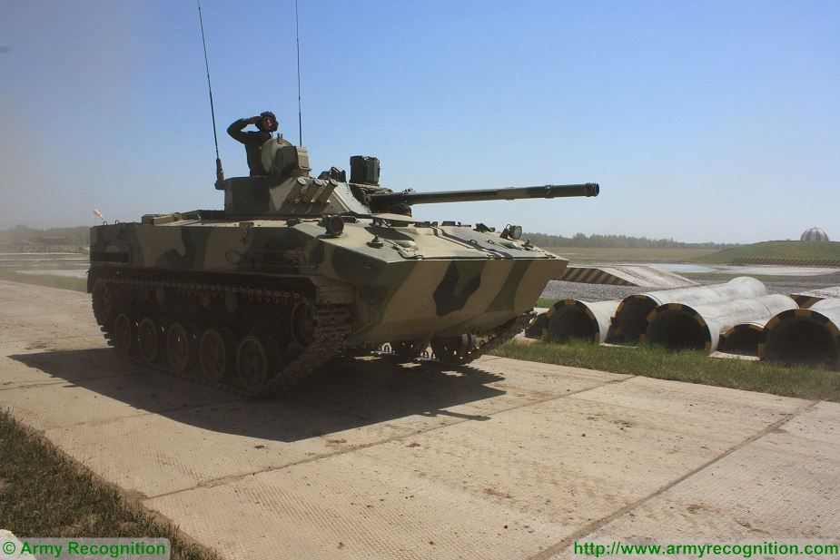 Analysis new military equipment and combat vehicles of Russian airborne troops BMD 4M 925 001