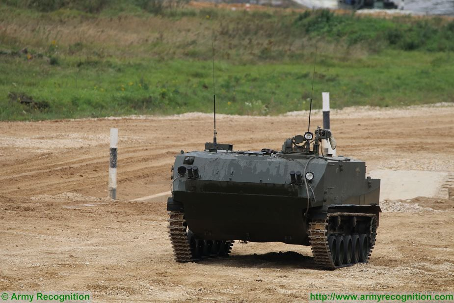 Analysis new military equipment and combat vehicles of Russian airborne troops BTR MDM 925 001