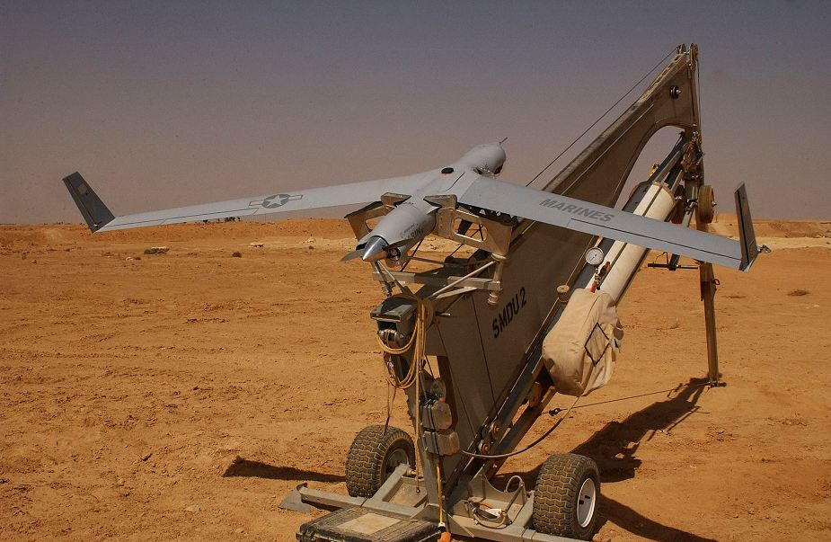 Czech Army to purchase ScanEagle mini drone UAVs from United States 925 001