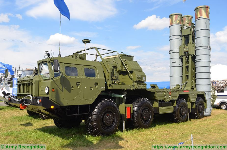 India and Russia will sign soon contract for S 400 air defense missile systems 925 001