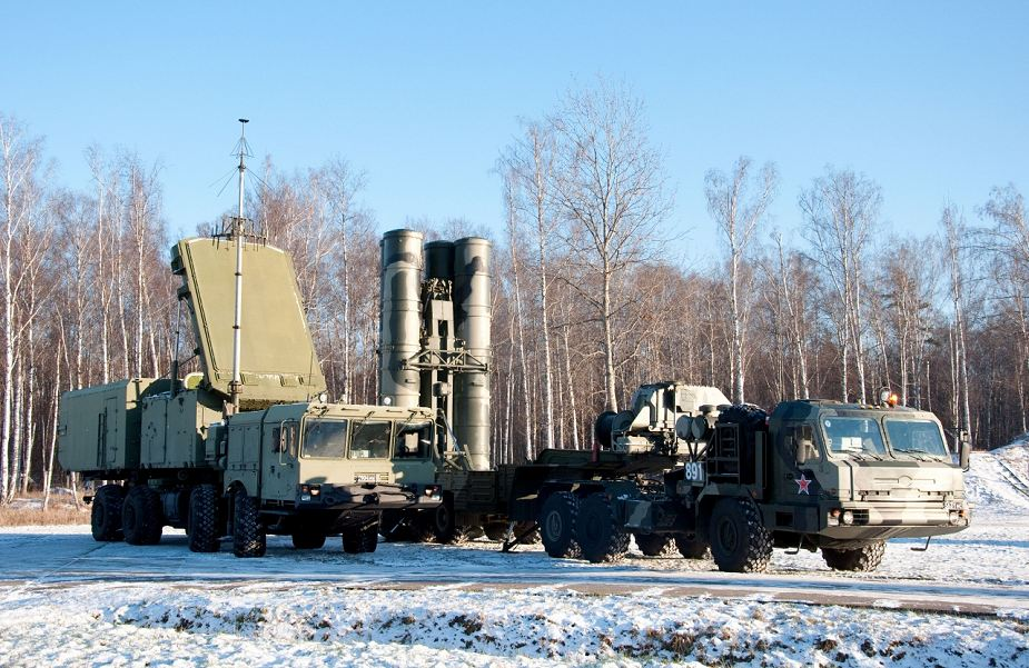 India close to sign deal to purchase Russian S 400 air defense missile systems 925 001
