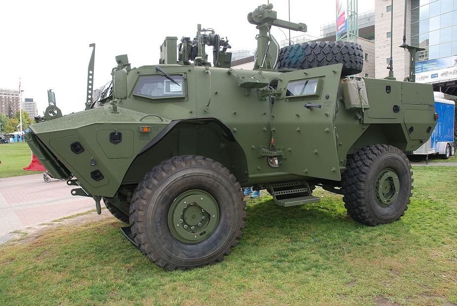 New facility to produce TAPV armored at 4 Canadian Division Support Base 925 001