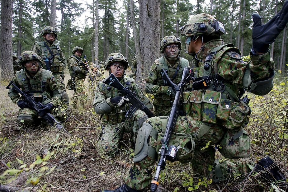 New record for defense Budget of Japan with 46 billion dollars 925 001