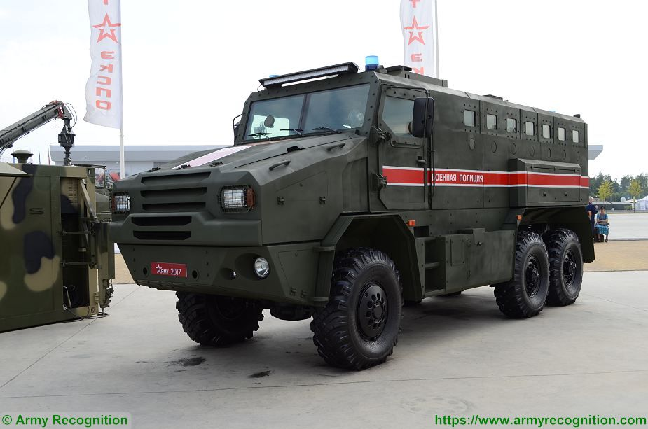 Russian military police will receive 140 Patriot UAZ 3163 4x4 patrol vehicles 925 001