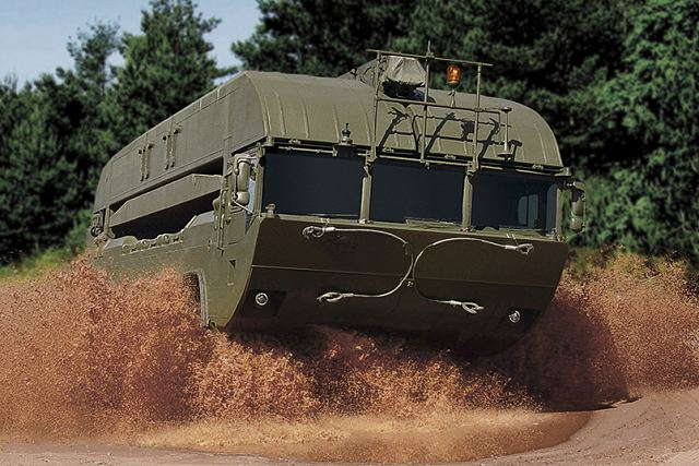 General Dynamics will deliver M3 Amphibious Bridge for a customer in Southeast Asia 640 001