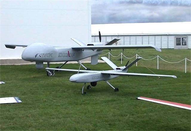Russia to reach 35 40 billion US dollars of business to the global unmanned aerial vehicle market by 2035 640 001