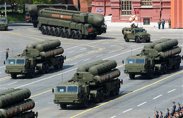 Ballistic missile defense system of Russia will be upgraded before the end of 2017 640 001