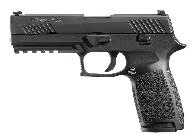 The Swiss based Company Sig Sauer Inc., Newington, New Hampshire, was awarded a $580,217,000 firm-fixed-price contract for the XM17 Modular Handgun System including handgun, accessories and ammunition to replace the current U.S; Army Beretta M9 with a a variant of the Sig Sauer P320 9x19 Parabellum.