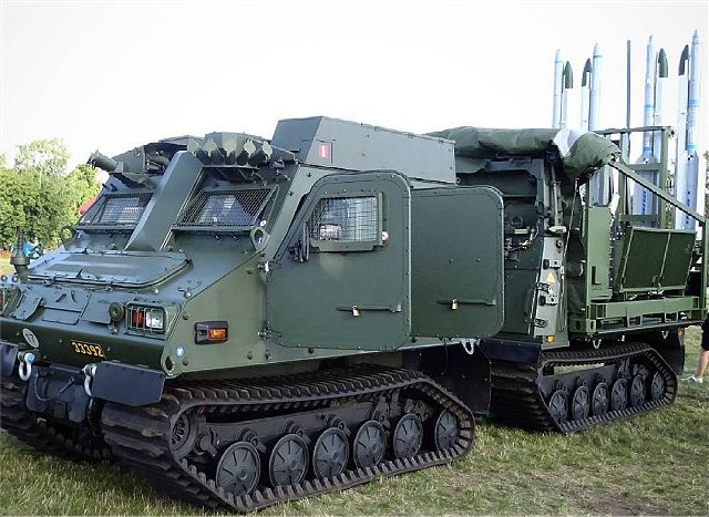 Germany will shortly take a decision to purchase new short-range air defense missile system 640 001