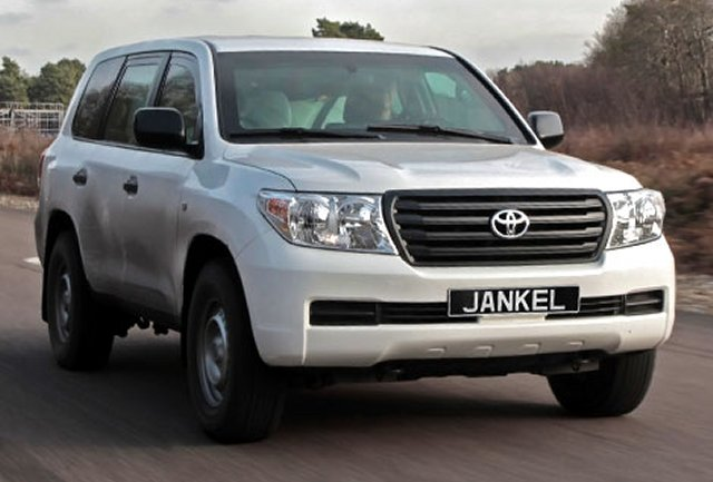 Jankel achieves new level of IED Protection for civilian armoured vehicles 640 001