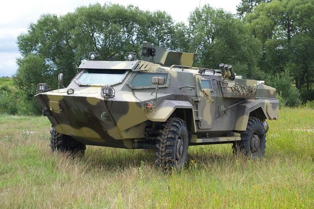 New Belarus-made Caiman 4x4 armoured vehicle will enter soon in service with Belarus army 640 001