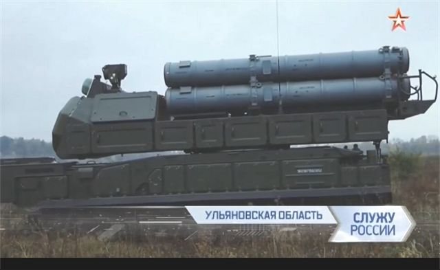New Russian-made Buk-M3 air defense missile system ready for export 640 001