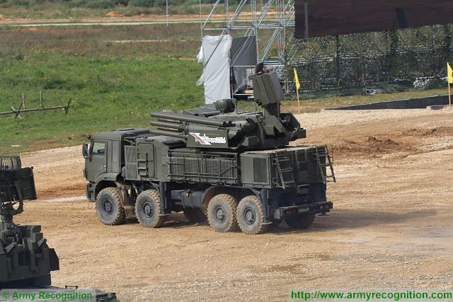 Air defense missile and artillery systems Pantsir-S1 have entered duty in western Siberia, according a statement of the press-service of the Central Military District of Russian army. The first Pantsir-S1 air-defence missile-gun system was adopted for service with the Russian Armed Forces on November 16 , 2012.