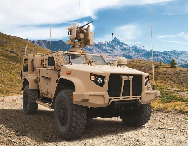 US Army places US 176 Mn order for Oshkosh Defense Joint Light Tactical Vehicles 640 001