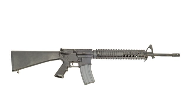 UkrOboronProm to manufacture NATO Rifle M16 in Ukraine 640 002