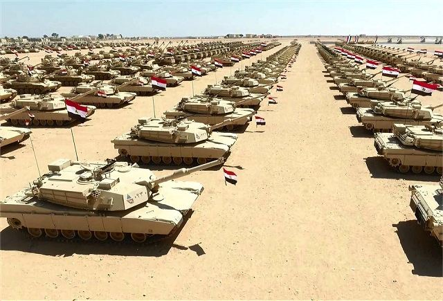 On Saturday, July 22, 2017, Egypt has opened the largest military base in the Middle East, located close to the port city of Alexandria and the opening ceremony was attended by leading figures in the Arab world. The new base includes more than 1,100 buildings, 72 training fields, two residential complexes and a huge convention centre.