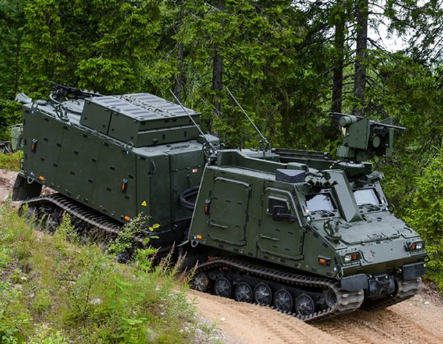 BAE Systems has signed an agreement with the Goriziane Group SpA, an Italian company that specializes in the engineering and maintenance of vehicles and other heavy equipment, to support the BvS10, the latest generation of highly mobile and widely used armored vehicles.