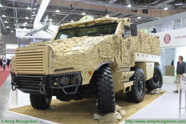 The Government of Czech Republic discussed at its meeting the contracts of the Ministry of Defense with a total value of almost CZK 9.5 billion. The army of the Czech Republic will receive new armored vehicles Titus and Iveco in the following years.