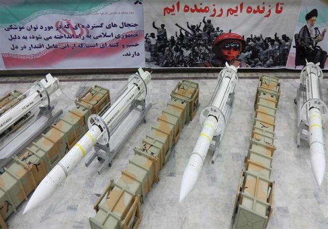 Iranian Defense Minister Brigadier General Hossein Dehqan on Sunday inaugurated the mass production line of a long-range air defense missile dubbed Sayyad-3 (Hunter-3), which is fully designed and manufactured by domestic military experts.