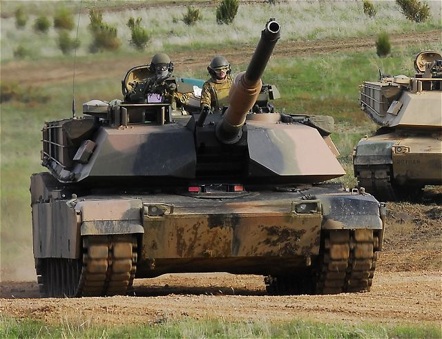 Leonardo DRS announced today that it will provide the Australian Army with its next-generation platform Battle Management System (BMS) hardware, called the Mounted Family of Computer Systems, or MFoCS, for its M1A1SA main battle tanks and associated combat vehicles.