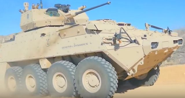 Orbital ATK, a global leader in aerospace and defense technologies, provided its customer and partner base a live demonstration of its MK44 Bushmaster Chain Gun firing a variety of both 30mm and 40mm ammunition during the company's Bushmaster User Conference at Big Sandy Range, Arizona.