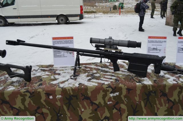 Snipers of the Eastern Military District's combined-arms army have received a batch of the Kord large-caliber sniper rifles, the district's press service reported.