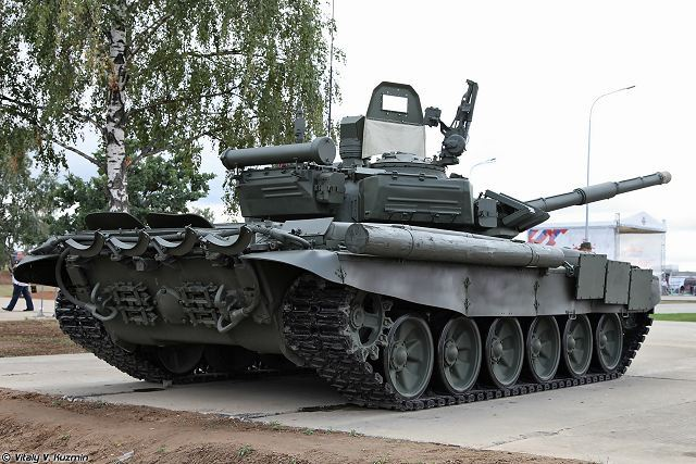 "The first modernized T-72B3M main battle tanks have entered service with the Belarusian army, Belarusian VoenTV TV company reported. ""Today the combat vehicles have been solemnly handed over to the personnel of the 969th Tank Reserve Base,"" the report said."