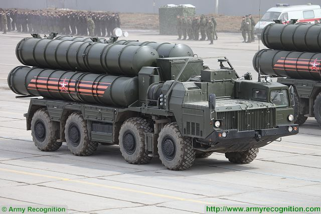 Russia will soon signed the contract with India for the sale of S-400 Triumf surface-to-air defense missile system. Russia's Rosoboronexport is discussing certain technical issues with India concerning deliveries. India and Russia signed an agreement on the S-400s in October 2016.