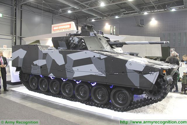 BAE Systems and VOP together for replacement of Czech army BMP 2 IFV with CV90 armoured 640 001