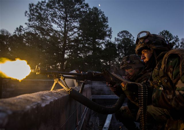 Dutch and US Marines to conduct bilateral training at US Marine Corps Base Camp Lejeune 640 001