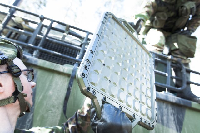 Finnish Defence Force purchases Bittium TAC WIN 640 001