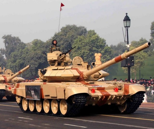 India will produces Mango tank rounds for their T 90S 640 001