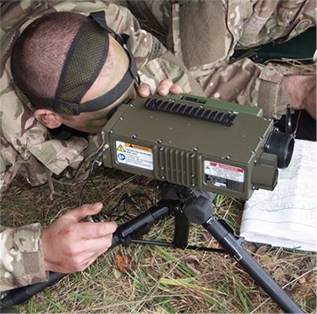 Lincad signs agreement to supply batteries for the Leonardo Type 163 Laser Target Designator 640 001