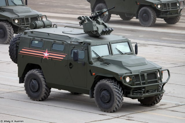 Middle East countries to purchase Arbalet DM combat module from Russia 640 001