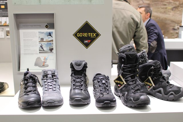 Patrol GORE TEX Extended Comfort Footwear showcased at IWA 2017 002