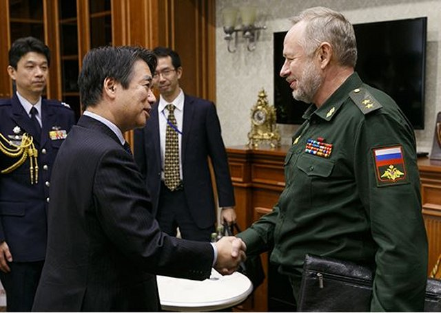 Russia and Japan talks about bilateral defence ministries cooperation 640 001